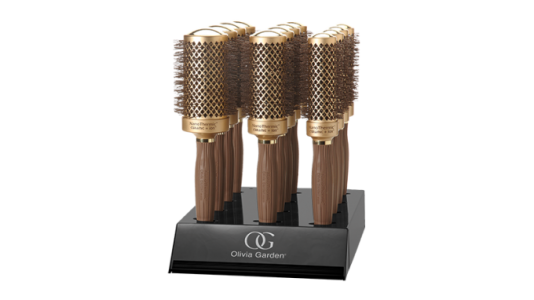 Olivia Garden Nano Thermic Ceramic+ion Brush