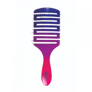 Wet brush Flex Dry Paddle Ombre purple/pink